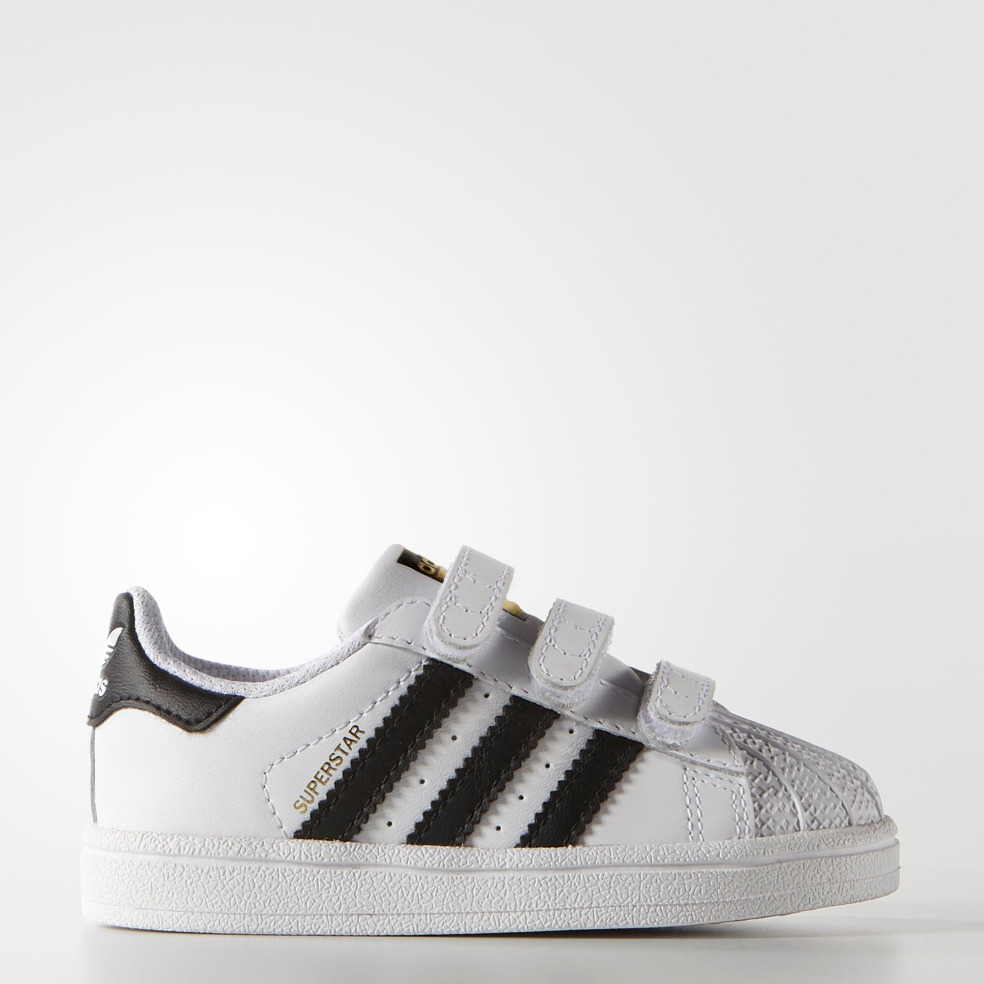 72b172c55d49 Toddler s adidas Superstar Foundation Comfort Strap Shoes Cloud White