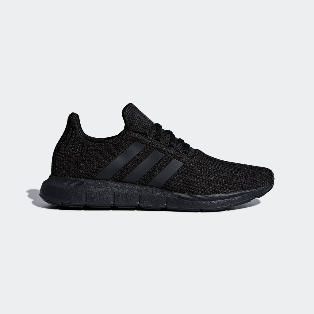 Men's adidas Originals Swift Run Shoes Core Black