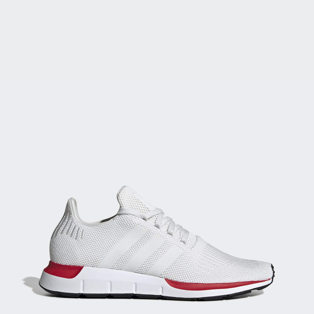 Men's adidas Originals Swift Run Shoes Crystal White