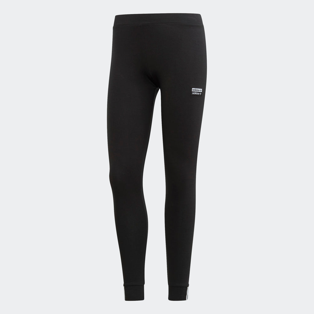 Women's adidas Originals 3-Stripes Cuffed Leggings