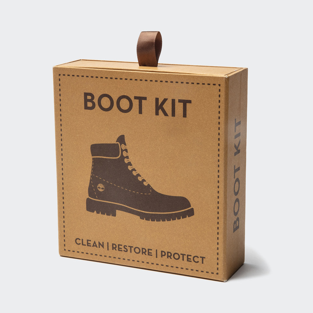 Timberland TBL® Nubuck Leather Boot Kit | Chicago City Sports | front view