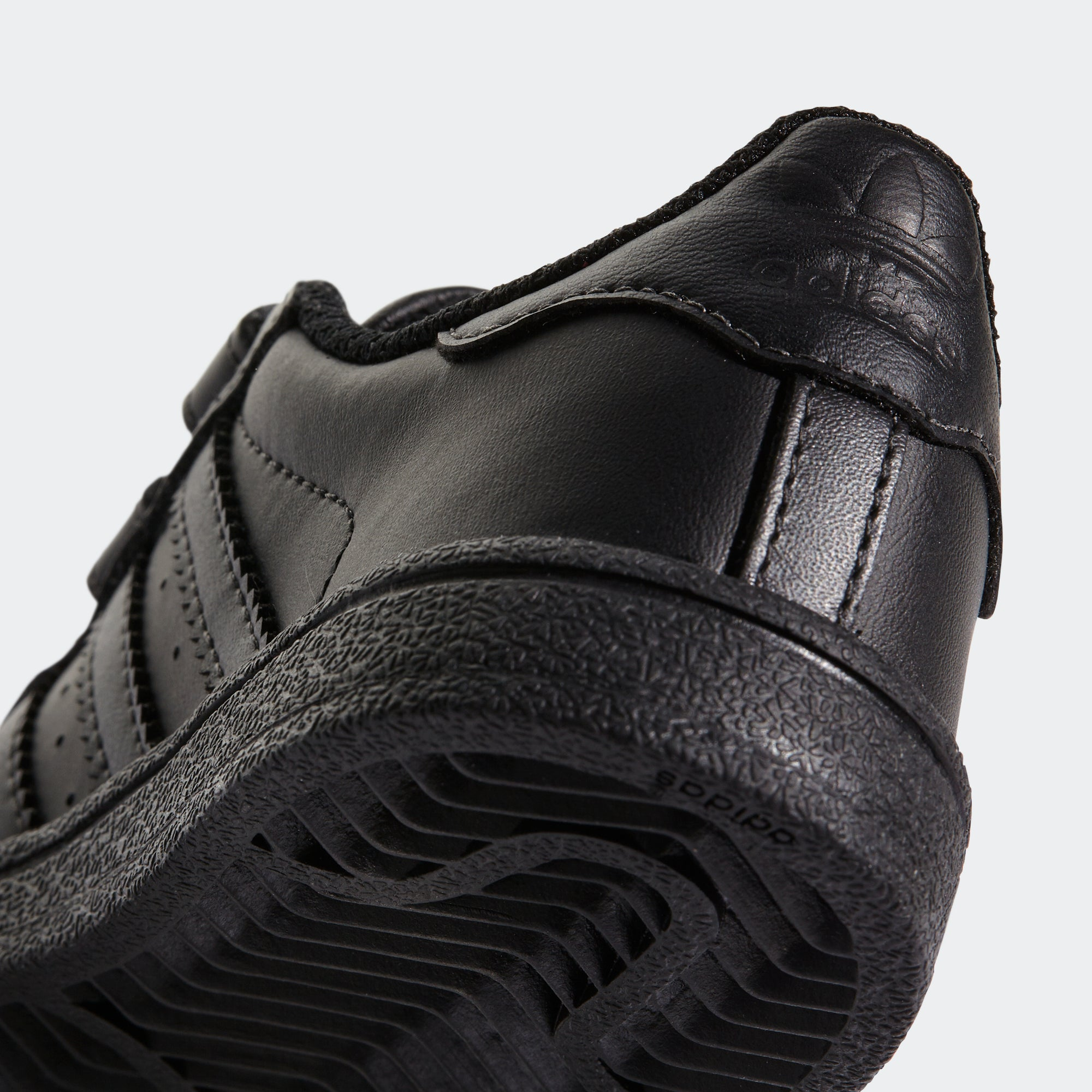 sale retailer 6a45c 42f11 Toddler's Adidas Originals Superstar Shoes Triple Black ...