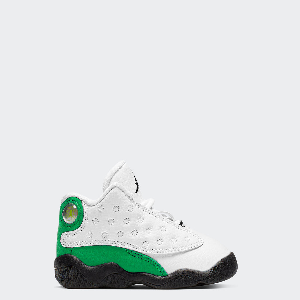 "Toddlers' Air Jordan 13 Retro ""Lucky Green"" (Sizes 2C-10C) 