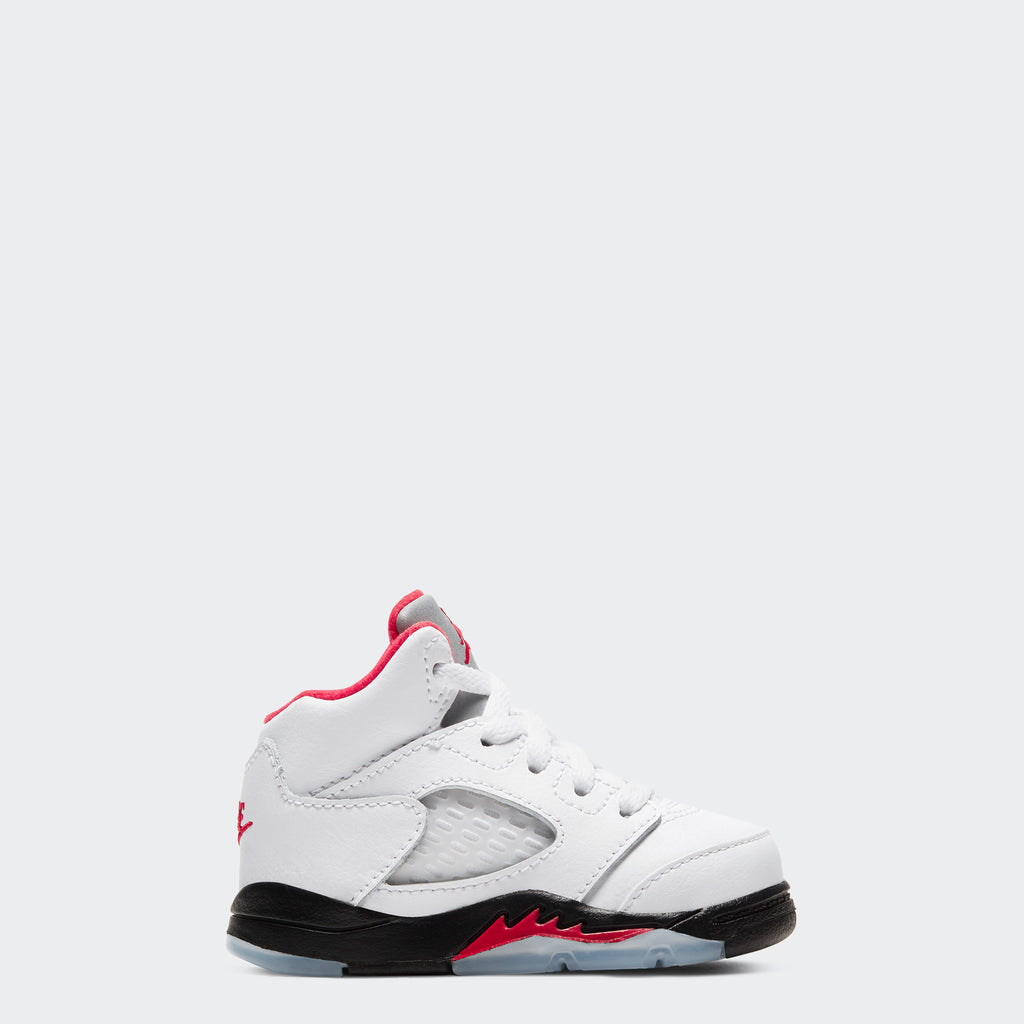 "Toddlers' Air Jordan 5 Retro ""Fire Red"" (Sizes 2C-10C)"