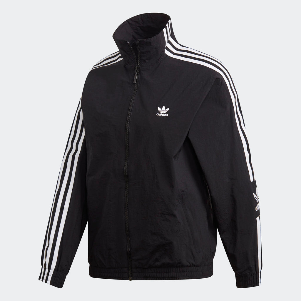Women's adidas Originals Black Track Jacket