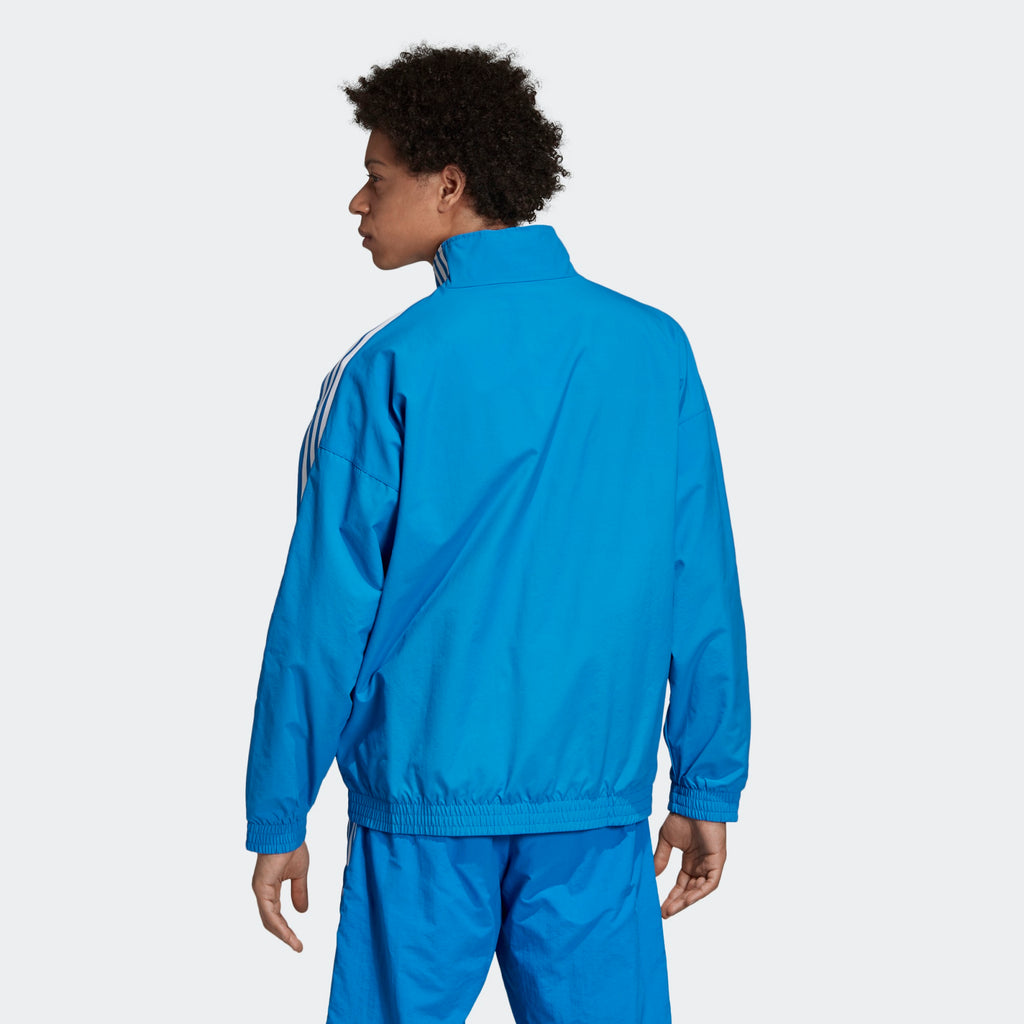 Men's adidas Originals Track Jacket Bluebird