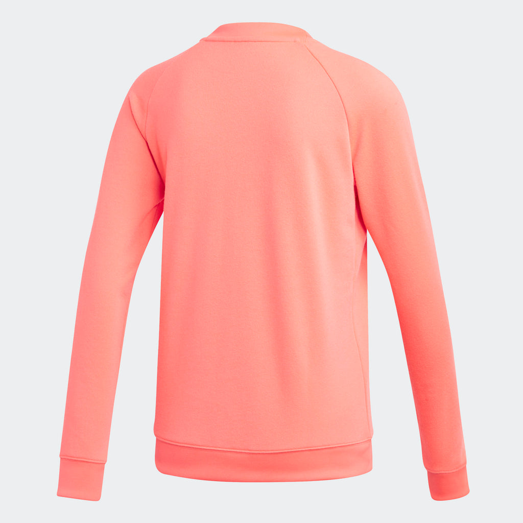 Women's adidas Originals Trefoil Crew Sweatshirt