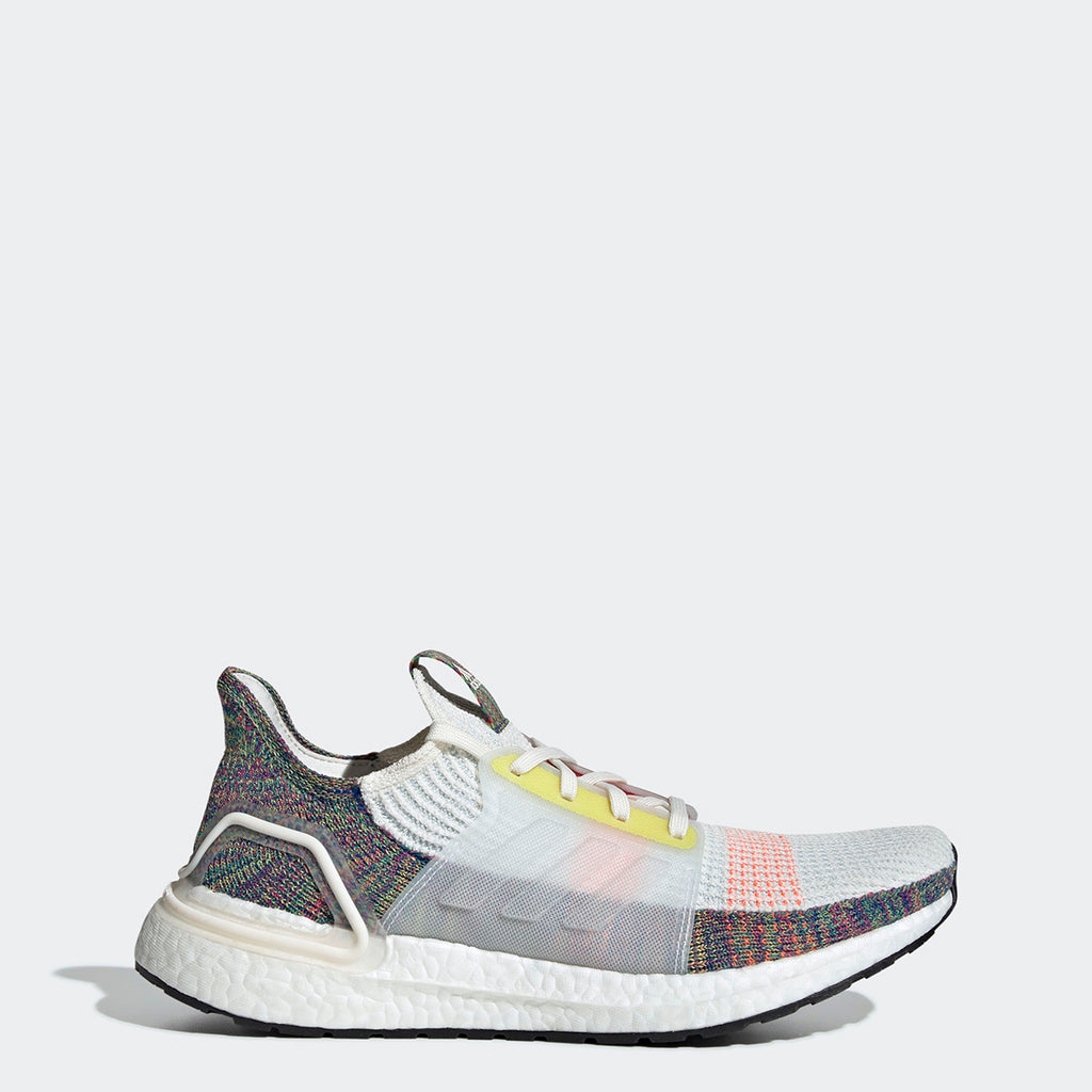 Men's adidas Ultraboost 19 Pride Shoes SKU EF1341 | Chicago City Sports | side view