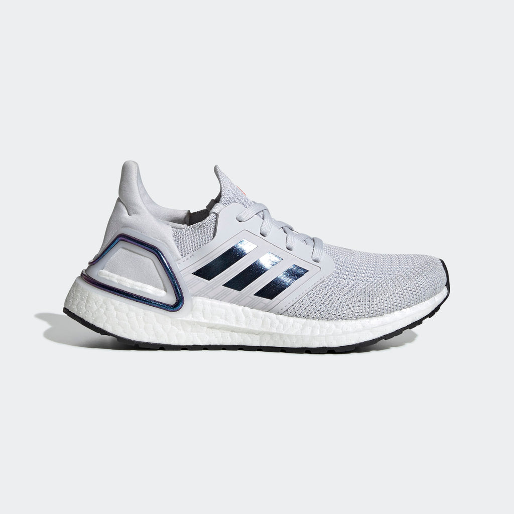 Kid's adidas Running Ultraboost 20 Shoes Dash Grey