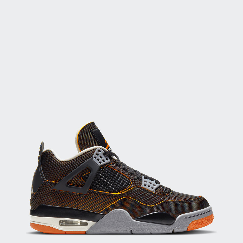 "Women's Air Jordan 4 Retro ""Starfish"" CW7183-100 