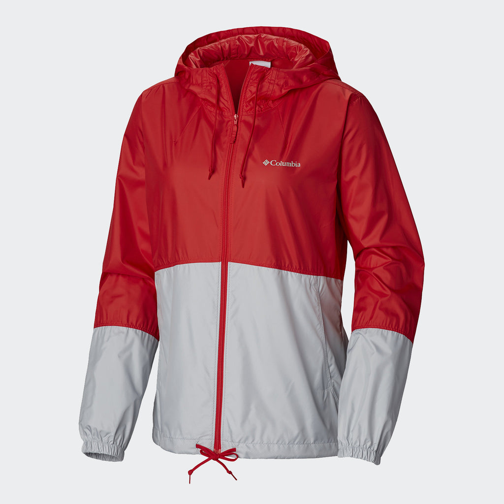 Women's Columbia Flash Forward Windbreaker Cherrybomb