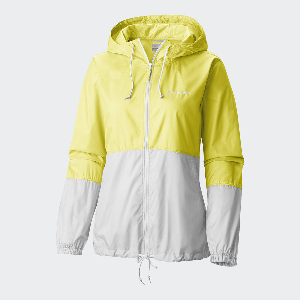 Women's Columbia Flash Forward Windbreaker Sunnyside
