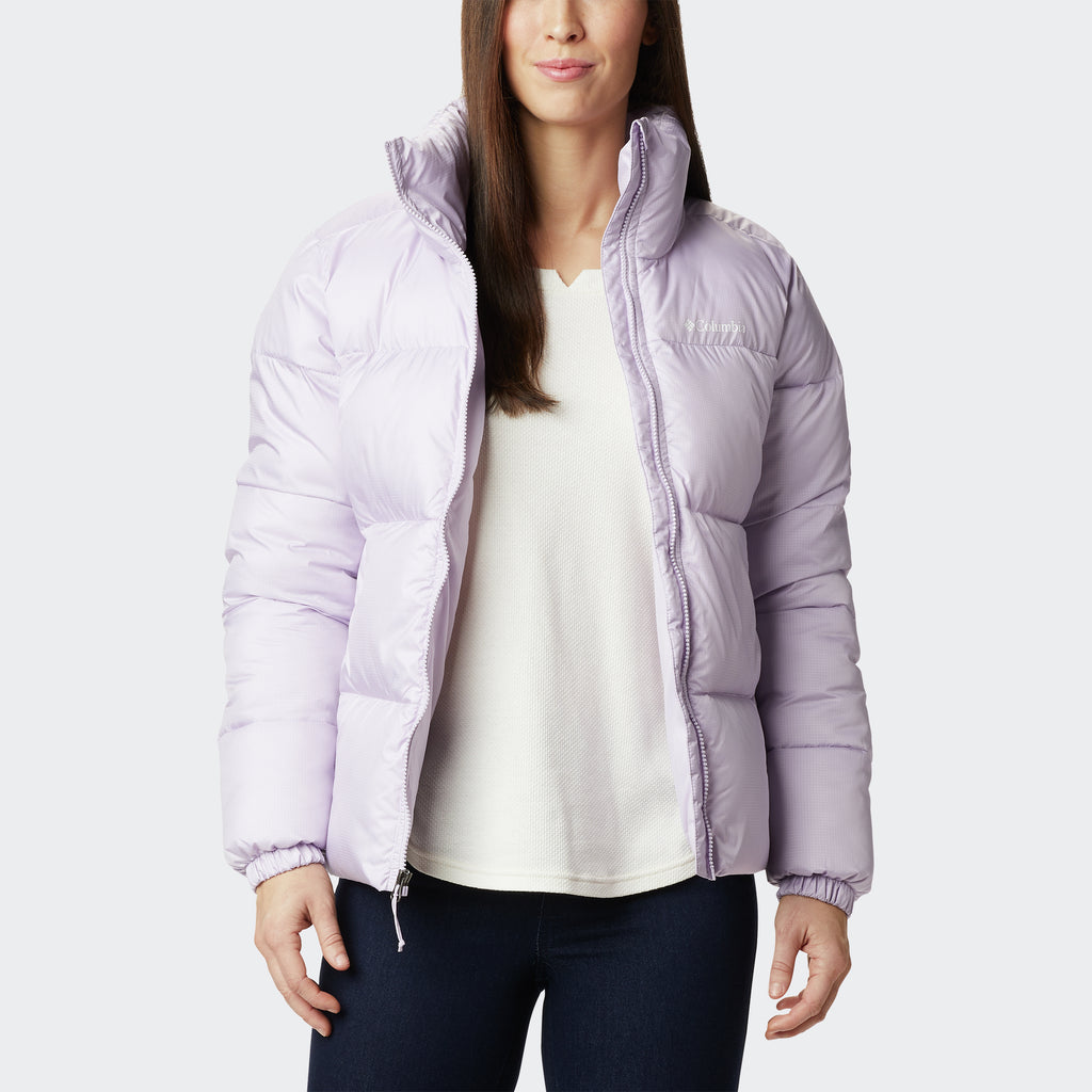 Women's Columbia Puffect Jacket Pale Lilac