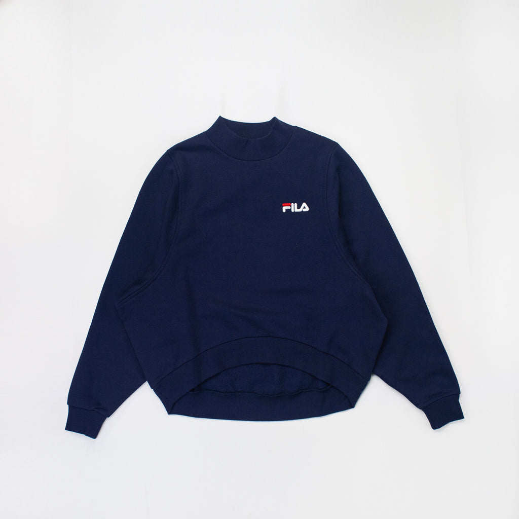 Women's FILA Summer Sweatshirt Navy