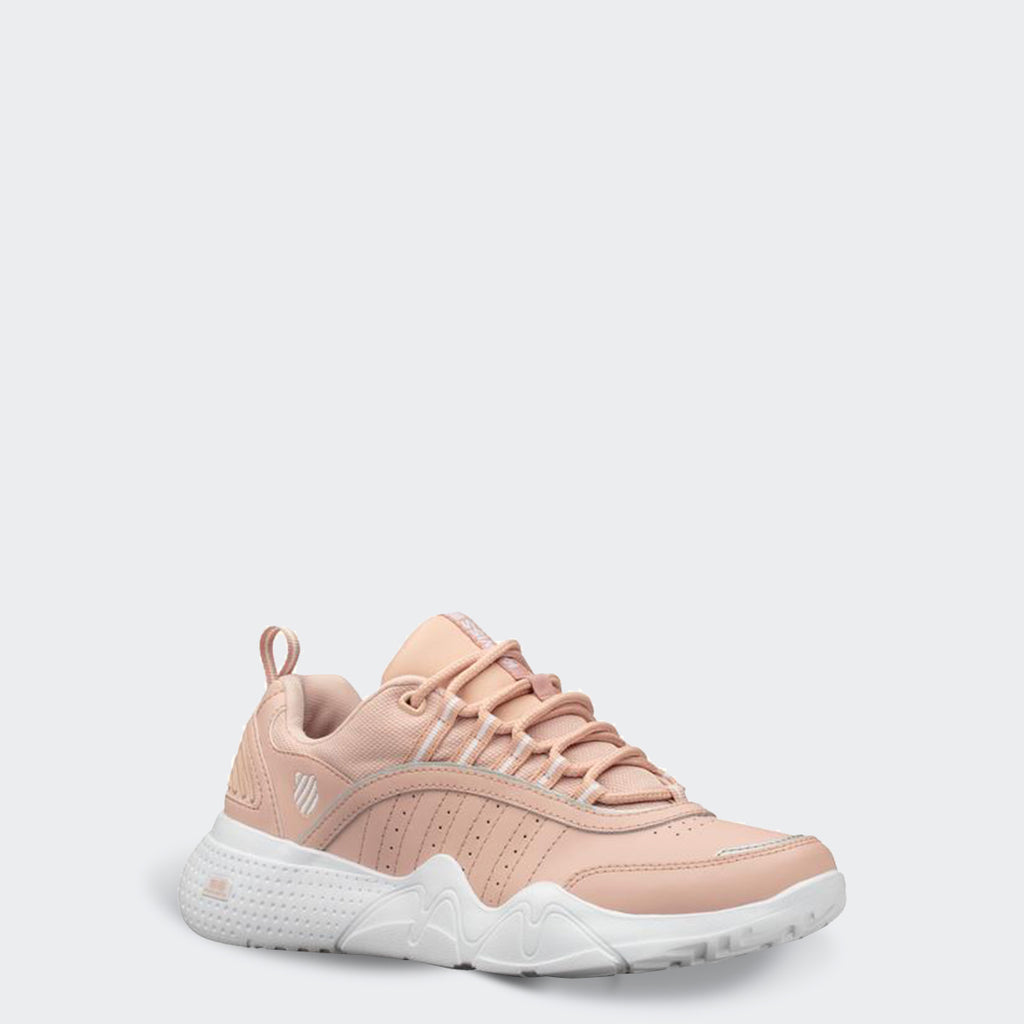 Women's K-Swiss CR-Castle Shoes Cameo Rose