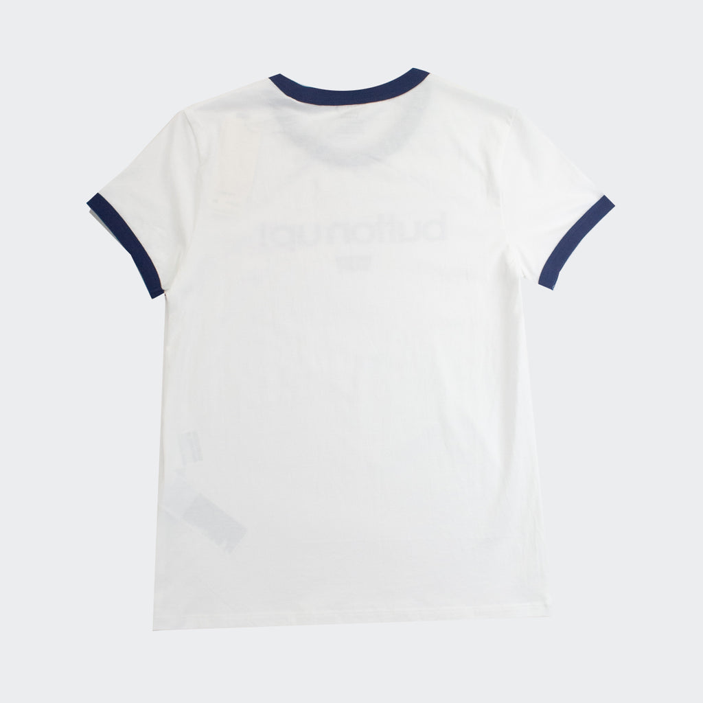 Women's Levi's Button Up Ringer Tee