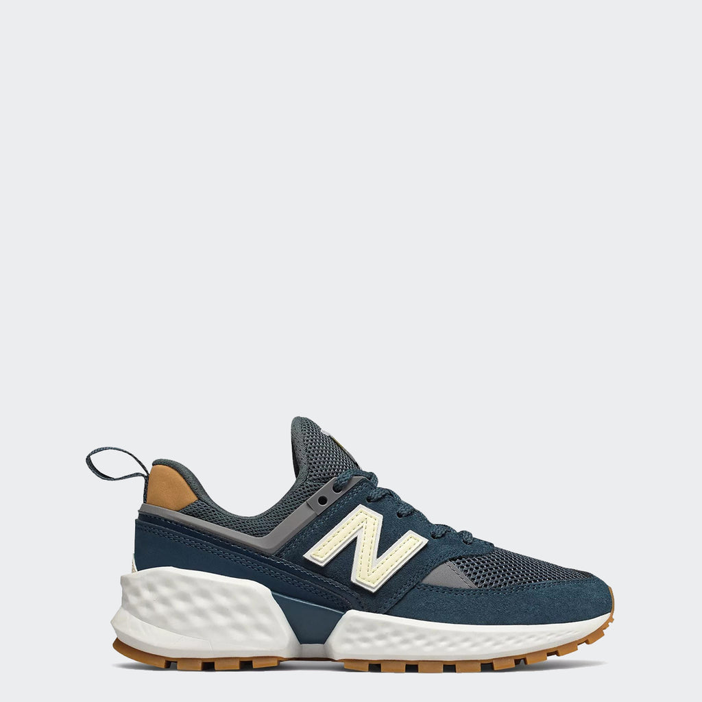 Women's New Balance 574 Sport Shoes North Sea