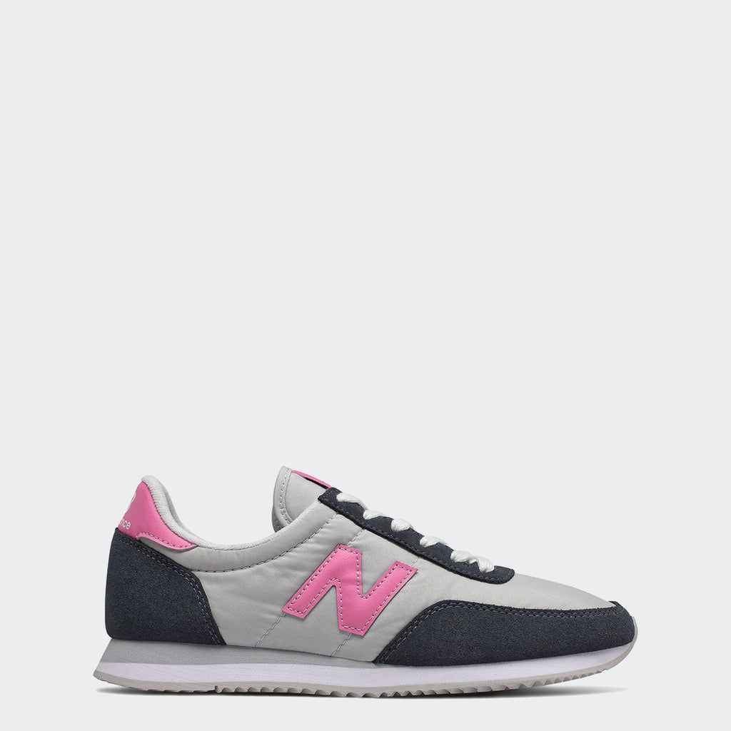 Women's New Balance 720 Shoes Outerspace Grey