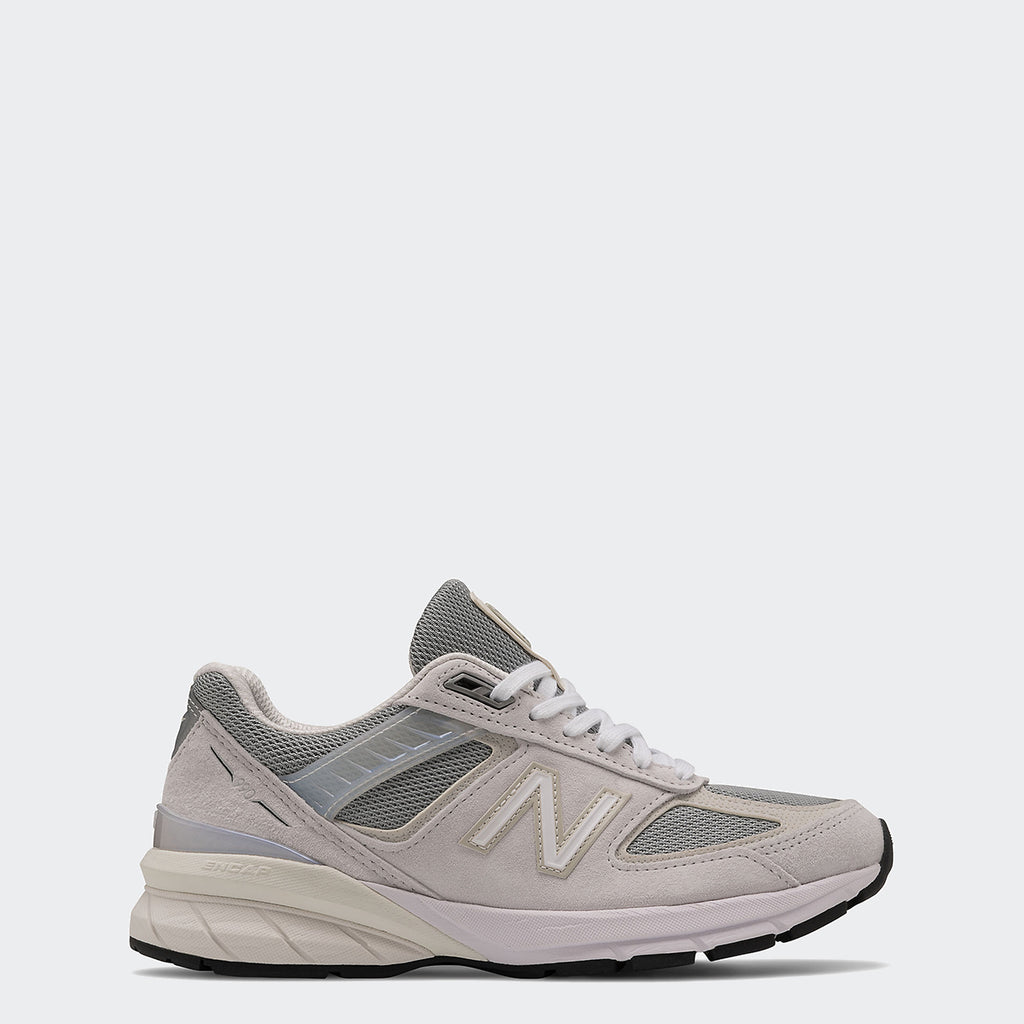 Women's New Balance 990v5 Nimbus Cloud W990NA5 | Chicago City Sports | side view