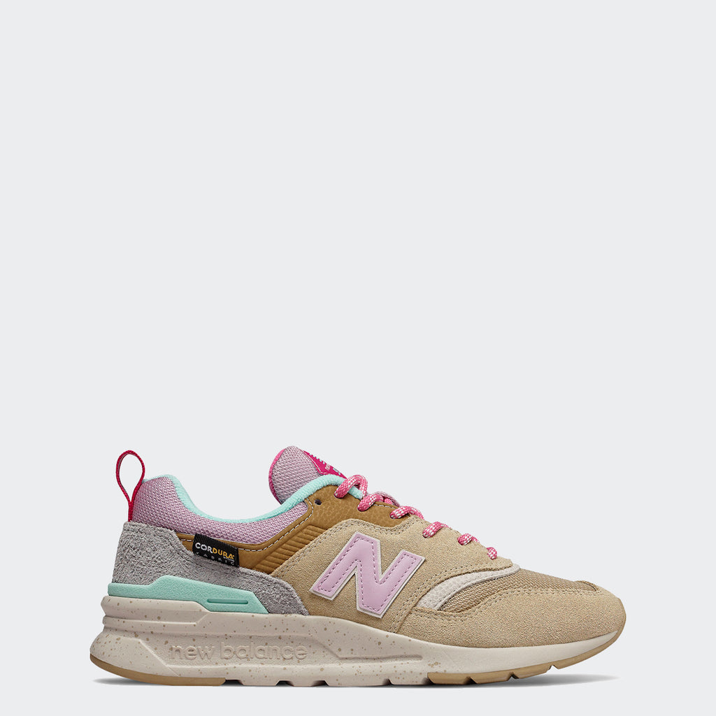 Women's New Balance 997H Shoes Incense Pink