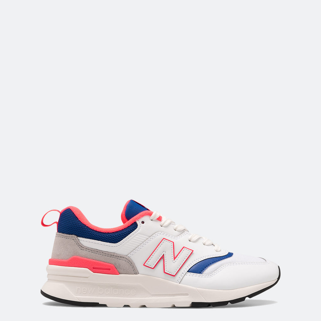 Women's New Balance 997H White Laser Blue