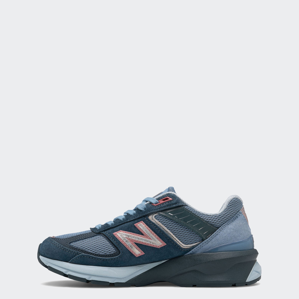 Women's New Balance Made in US 990v5 Orion Blue