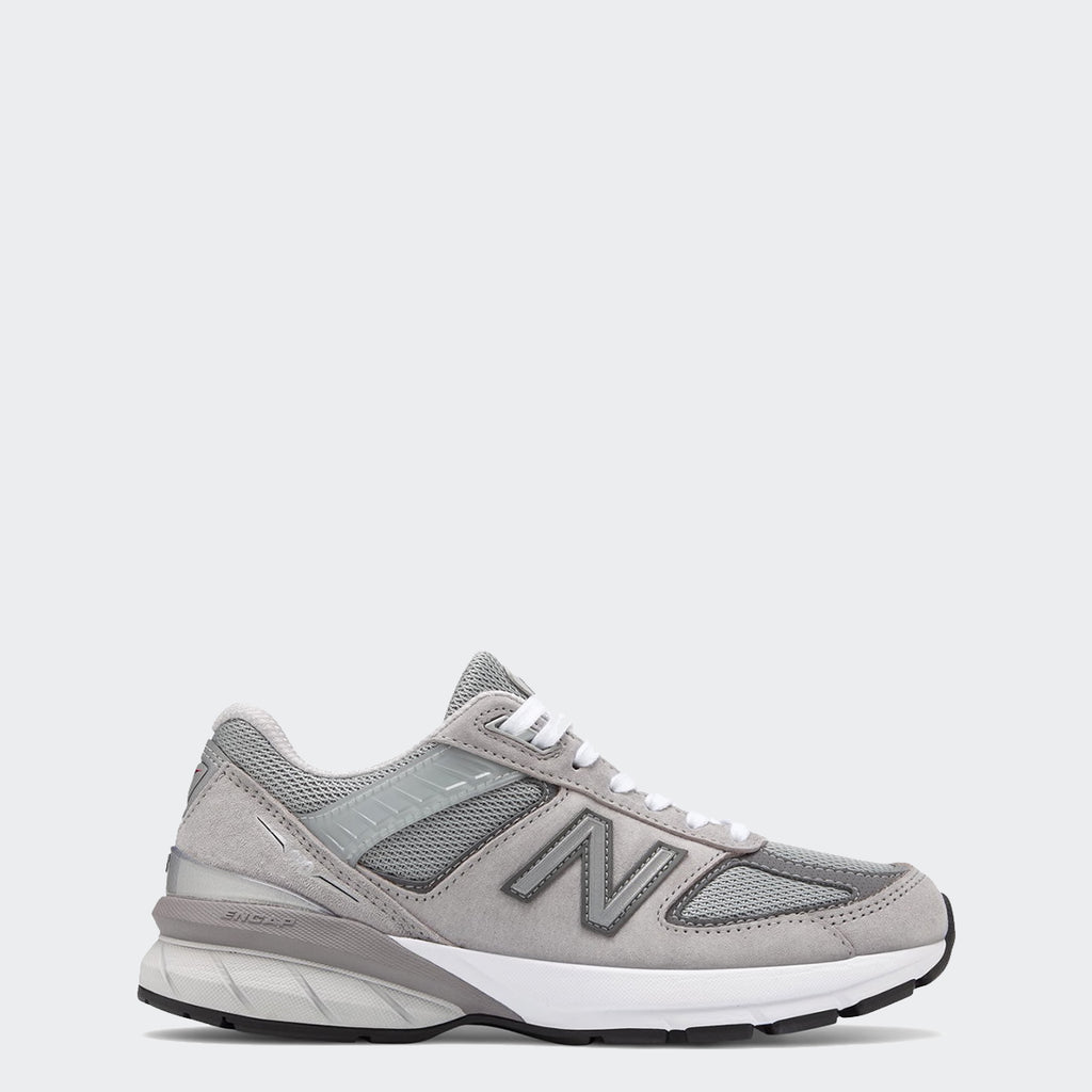 Women's New Balance 990v5 Made in US Grey