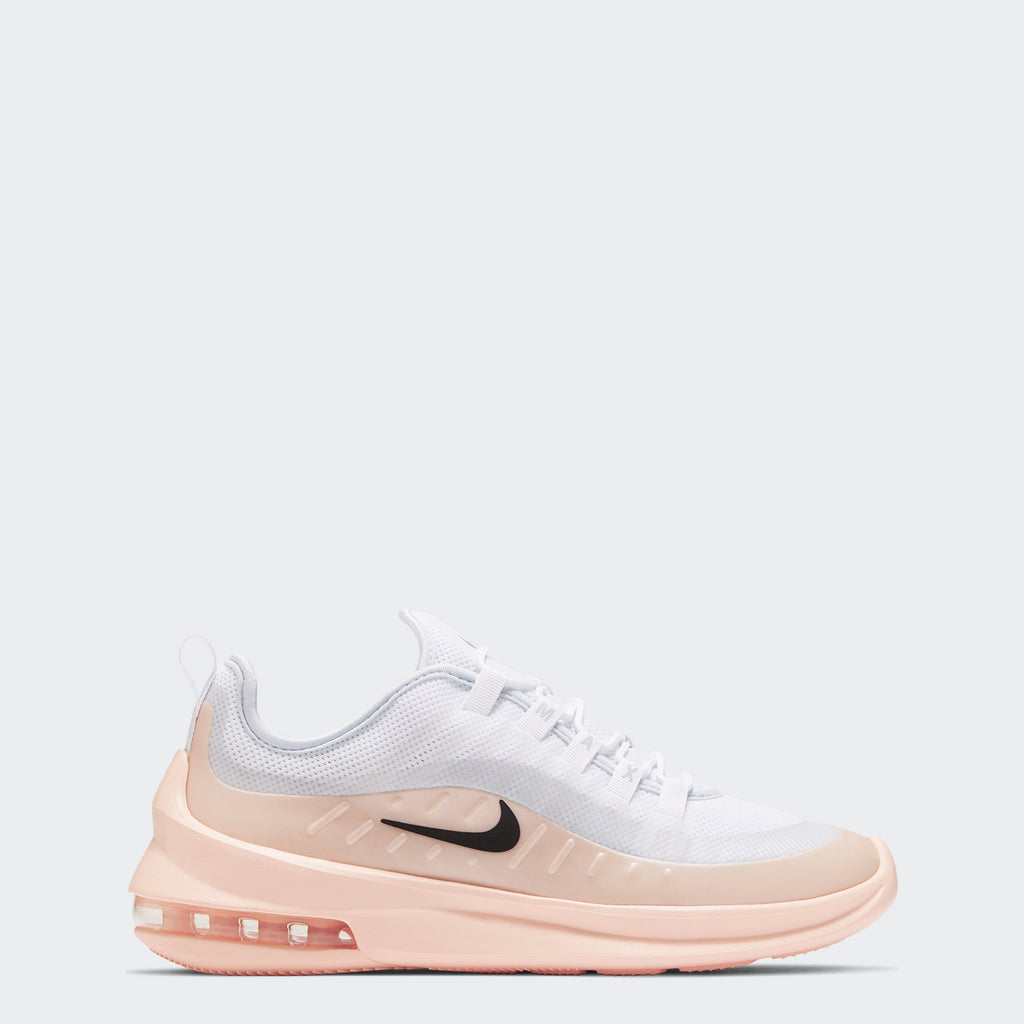 Women's Nike Air Max Axis Shoes Washed Coral AA2168108 | Chicago City Sports | side view