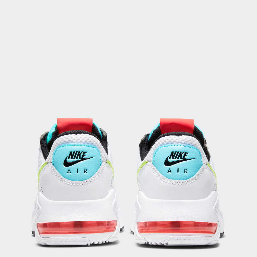 Women's Nike Air Max Excee Shoes White (SKU CW5606-100) | Chicago City Sports | rear view