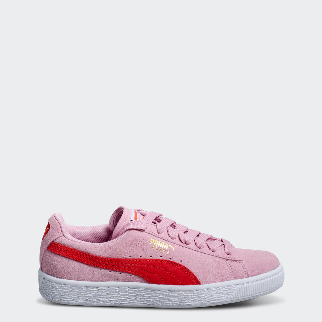 Women's PUMA Suede Classic Sneakers Pale Pink
