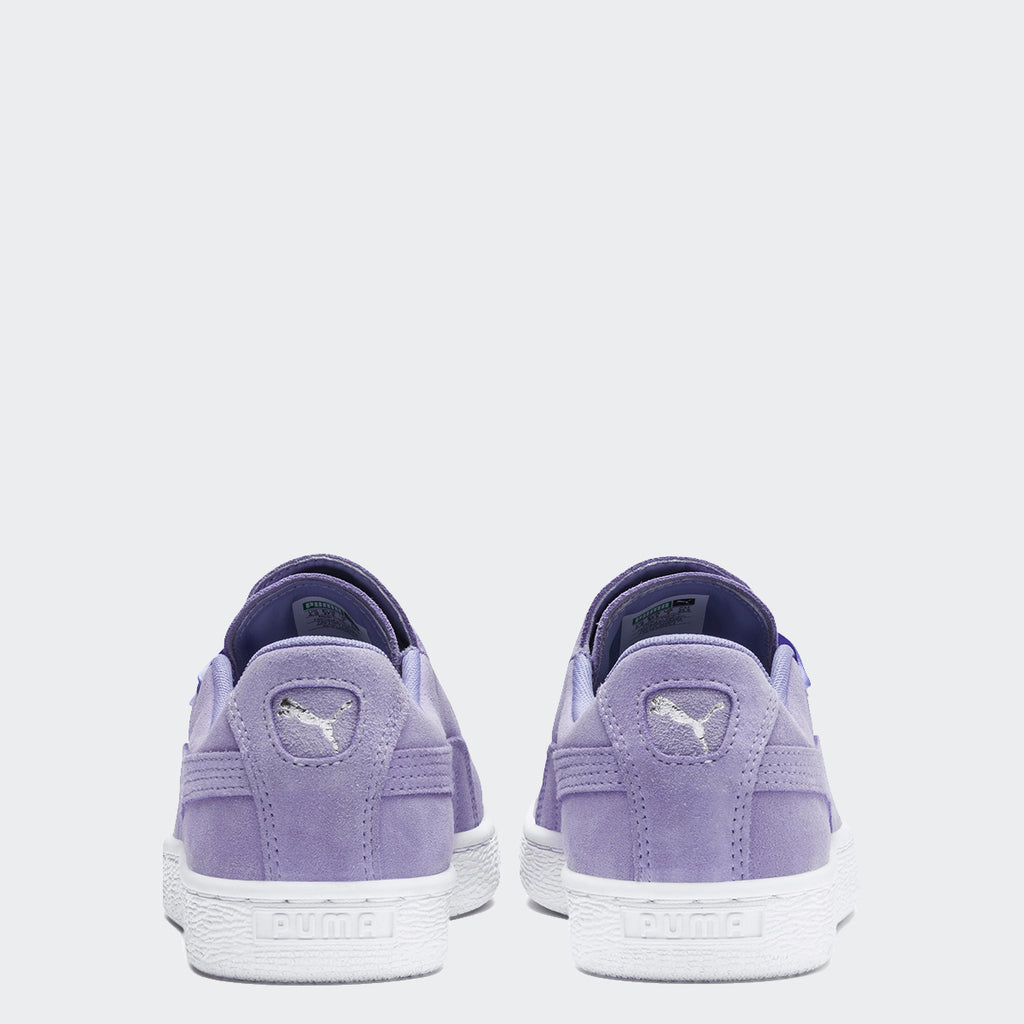 Women's PUMA Suede Crush Sneakers Sweet Lavender