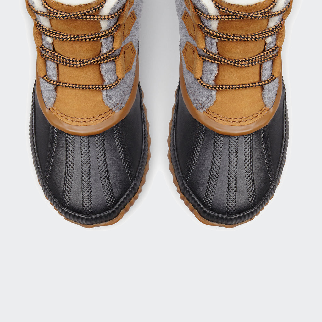Women's Sorel Out 'N About Plus Felt Boots Quarry