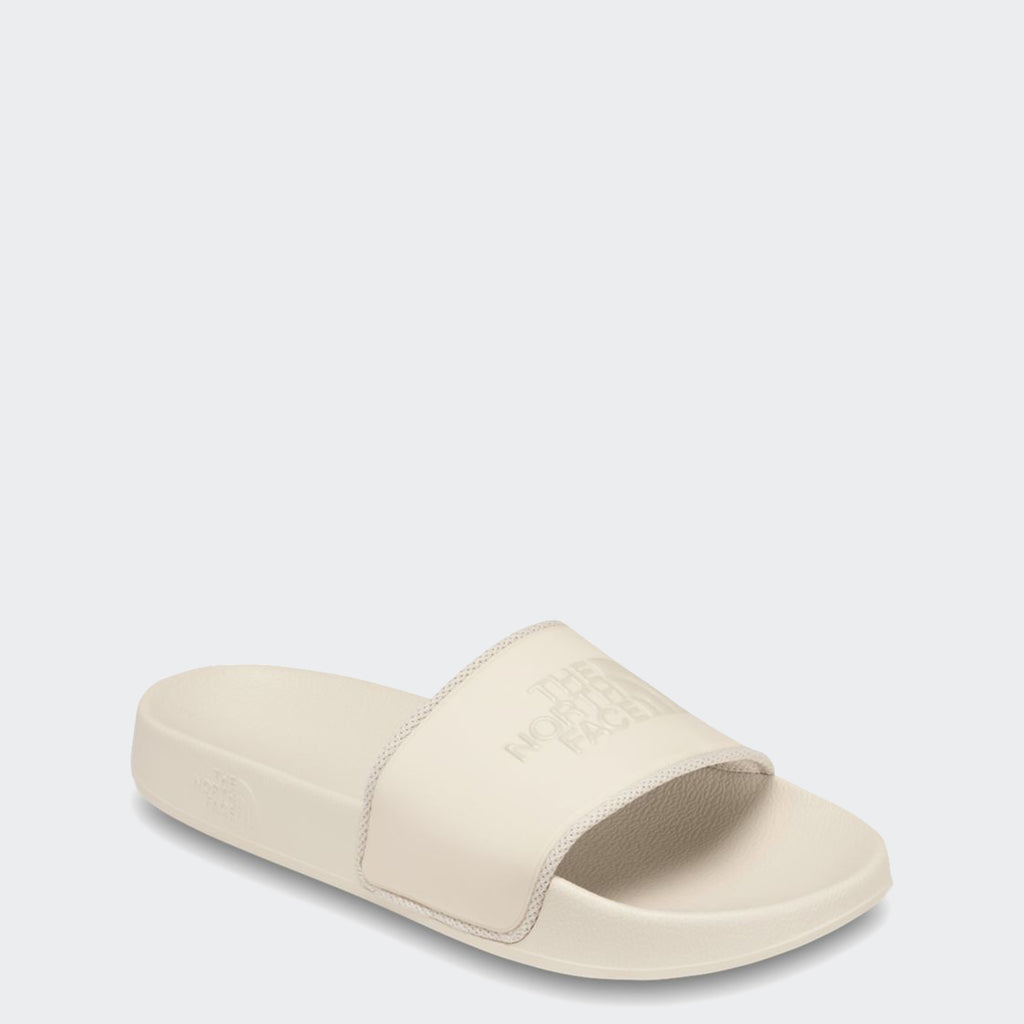Women's The North Face Base Camp Slides II Vintage White