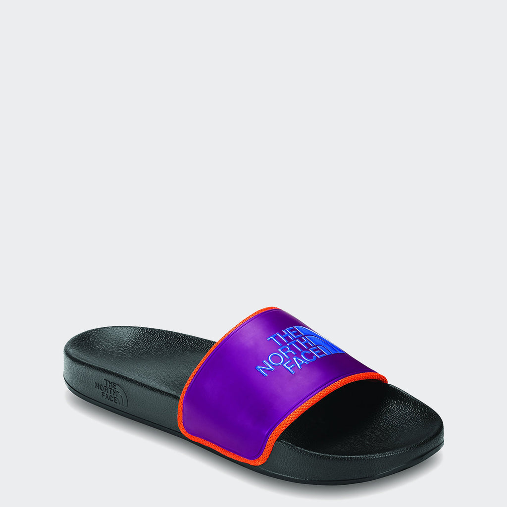Women's The North Face Base Camp Slides II Aztec Blue