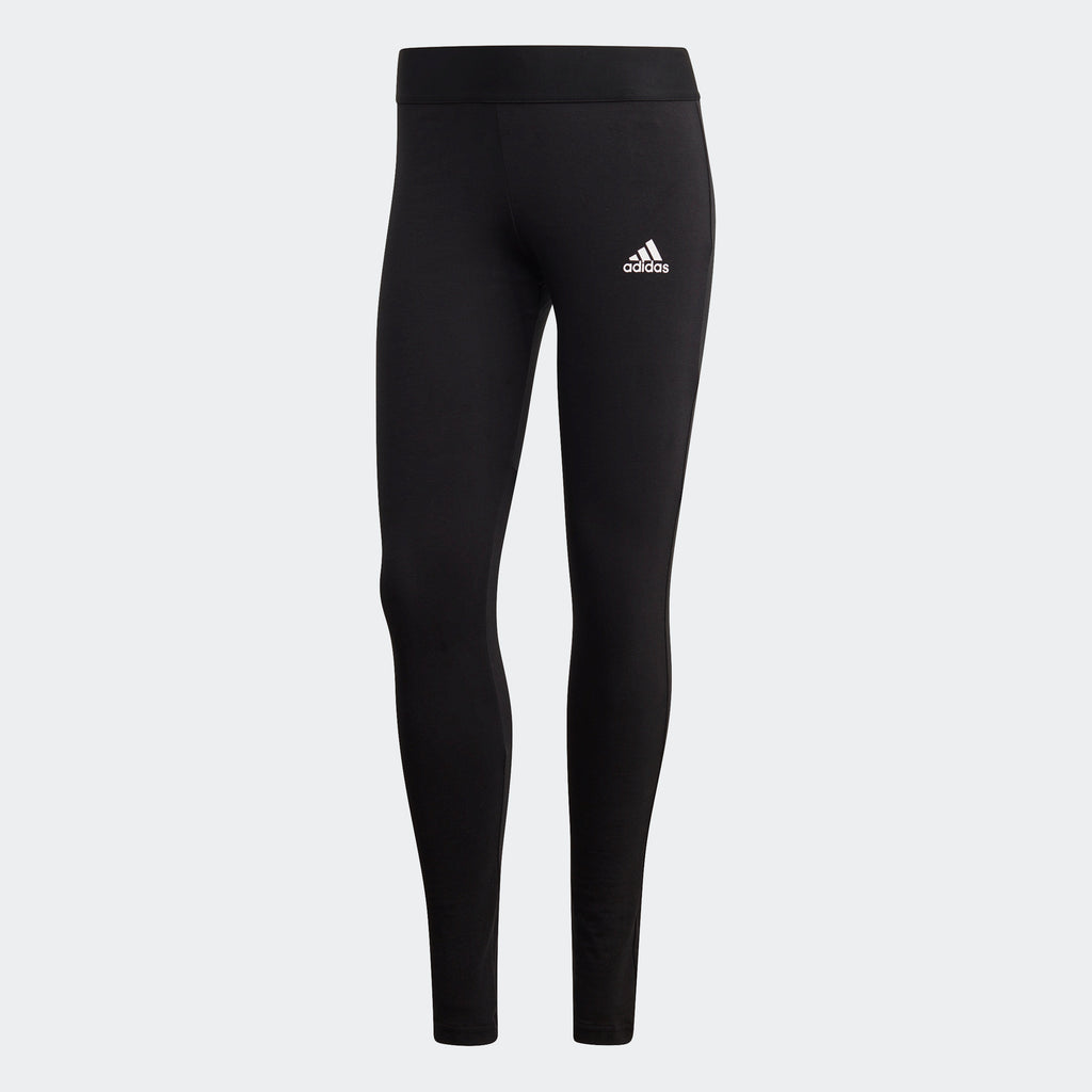 Women's adidas Essentials Must Haves 3-Stripes Leggings Black