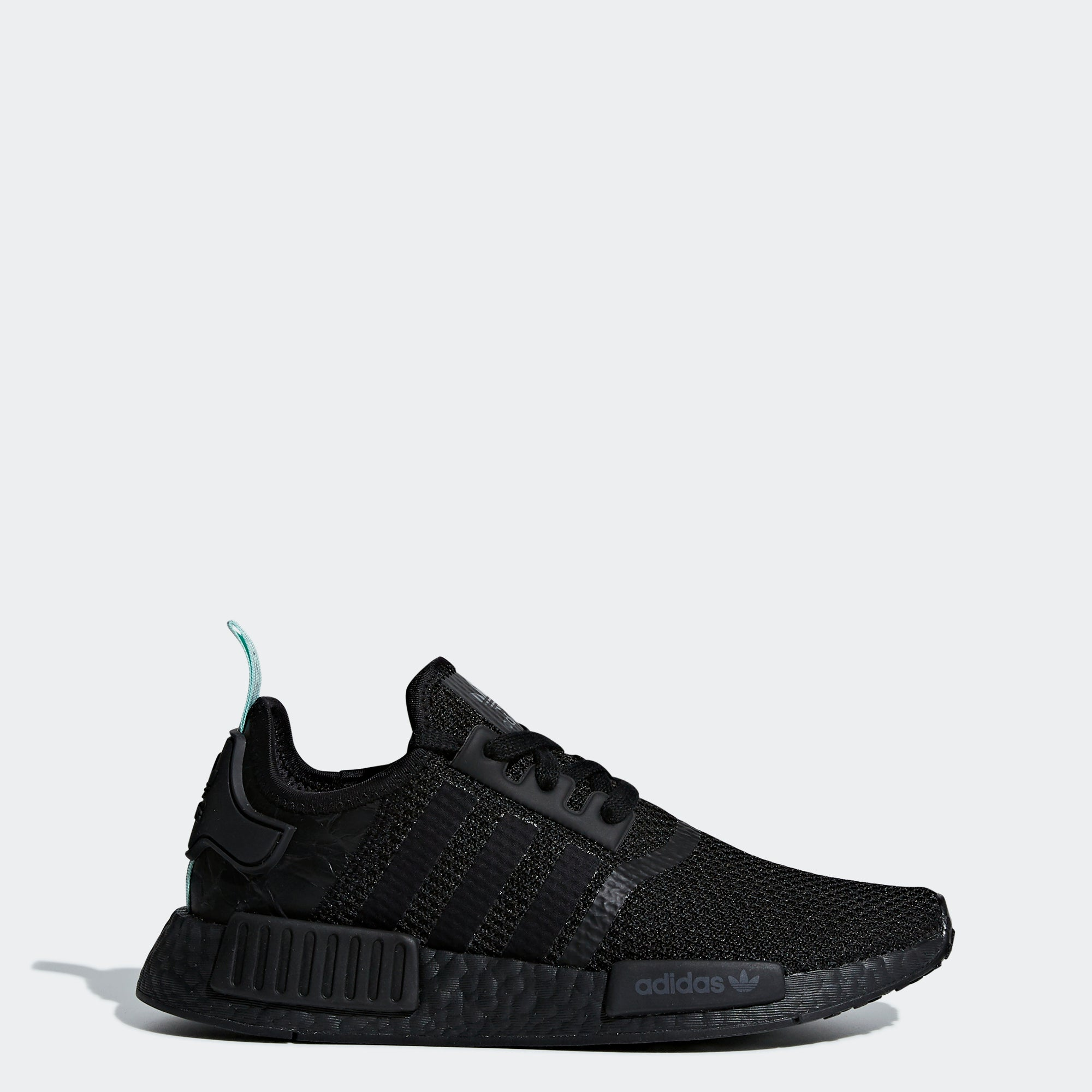 check out 878c9 43258 Women s Adidas NMD R1 Shoes Black Clear Mint