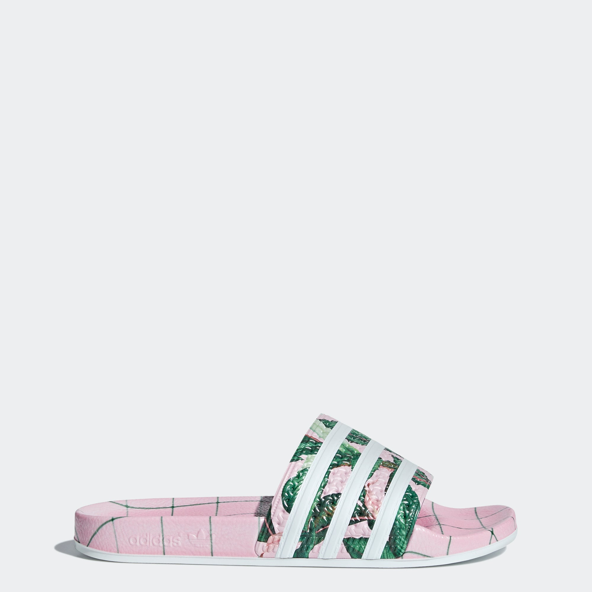 eb51994f3 Women s adidas Originals Adilette Slides Wonder Pink