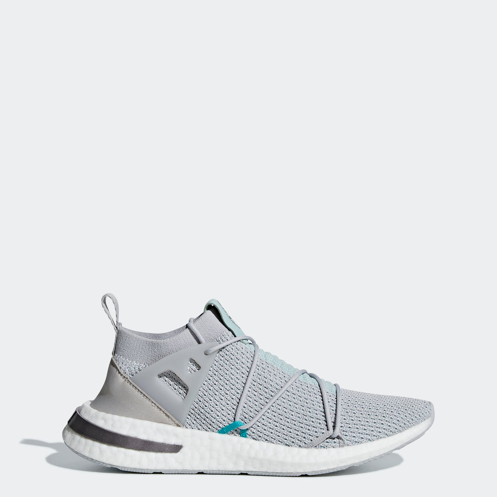 Women's adidas Originals Arkyn Primeknit Shoes Grey