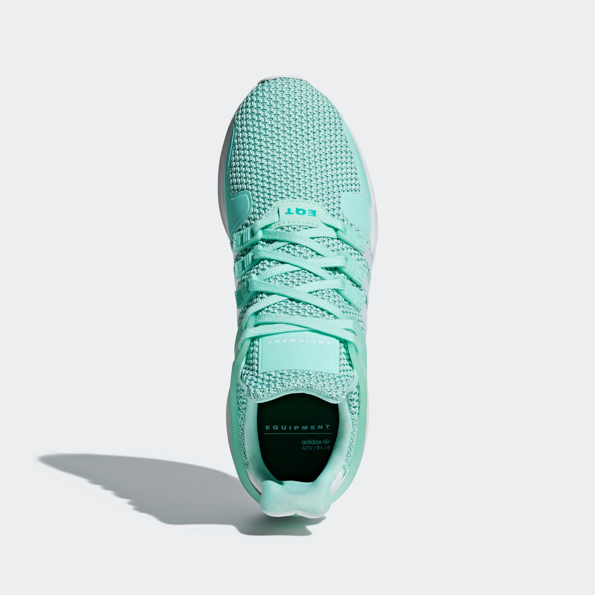 adidas EQT Support ADV Shoes Clear Mint B37538 | Chicago City Sports