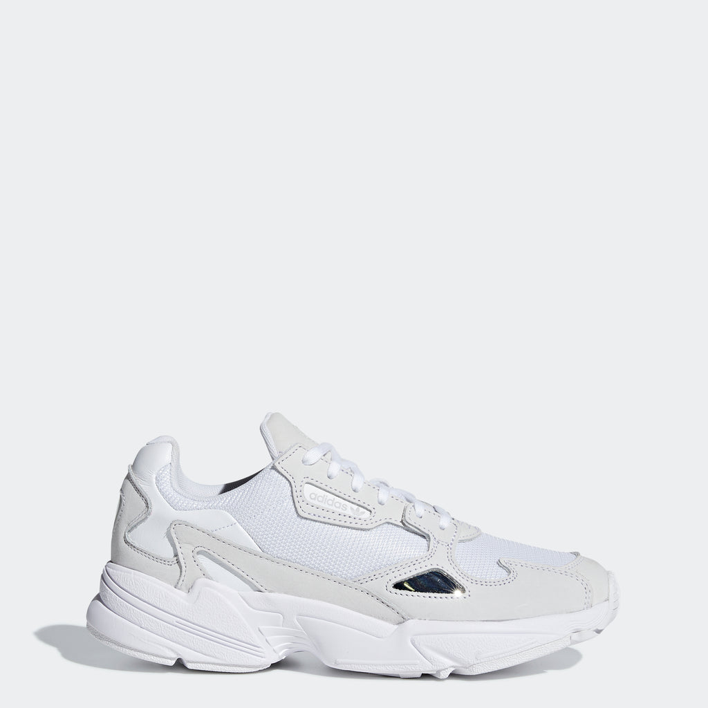 Women's adidas Originals Falcon Shoes Cloud White