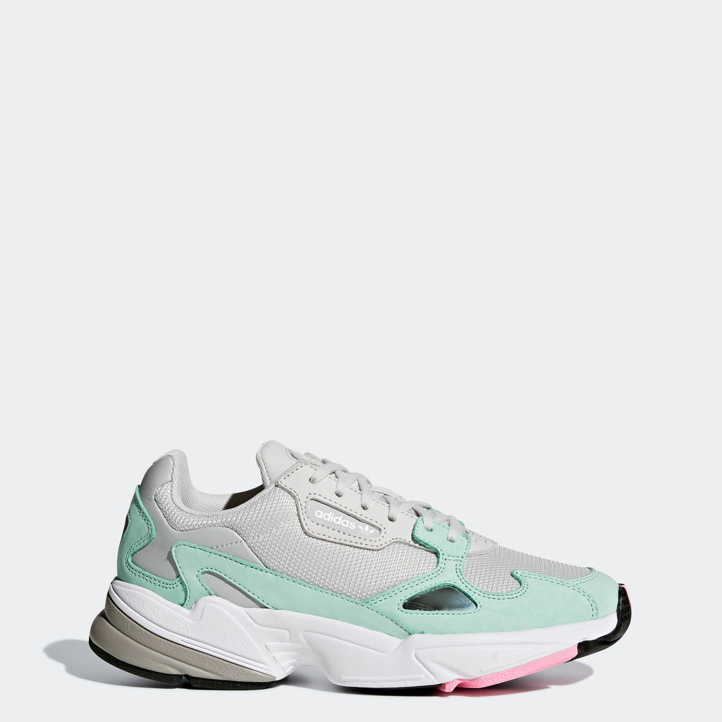Women's adidas Originals Falcon Shoes Grey