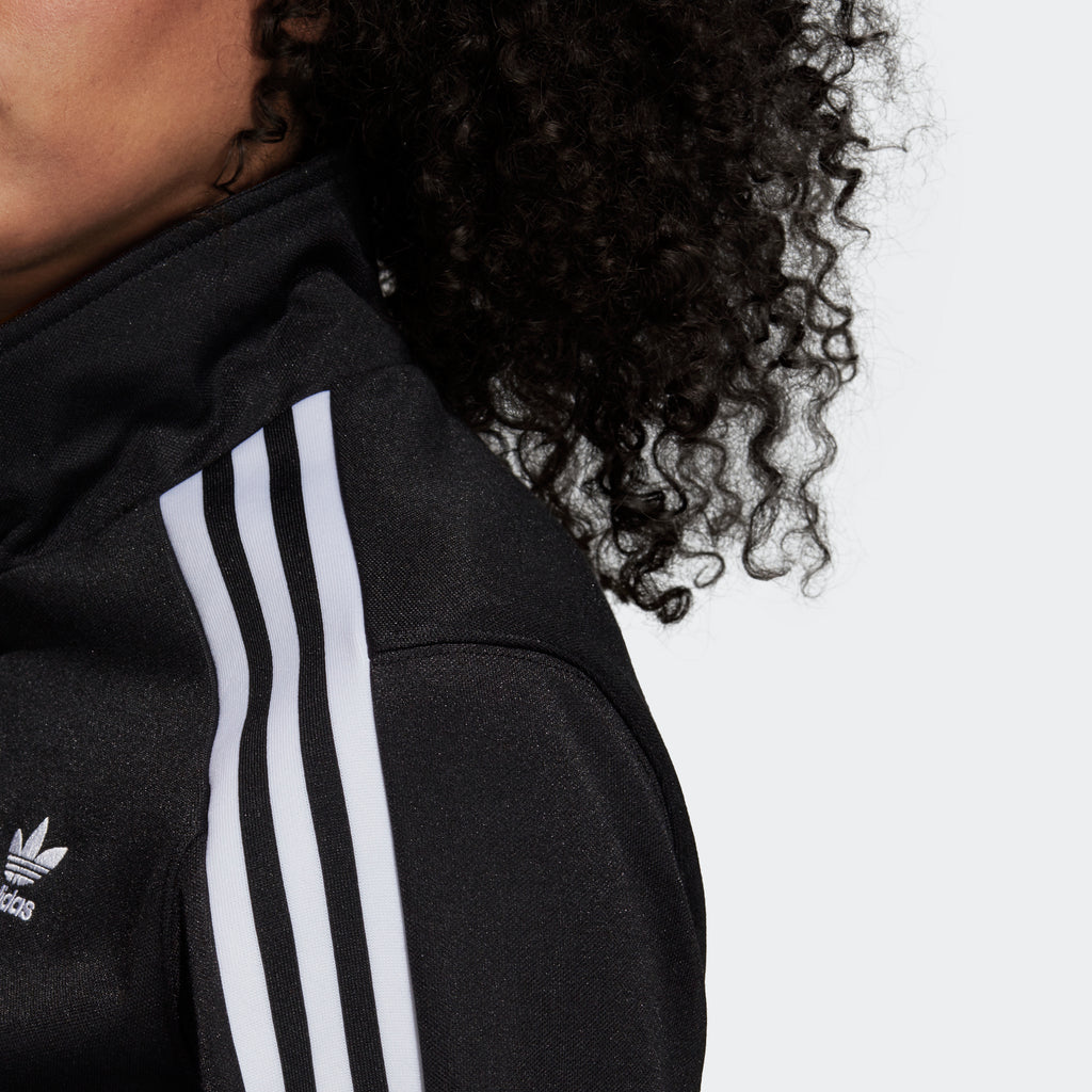 Women's adidas Originals Fashion Week Track Jacket Black