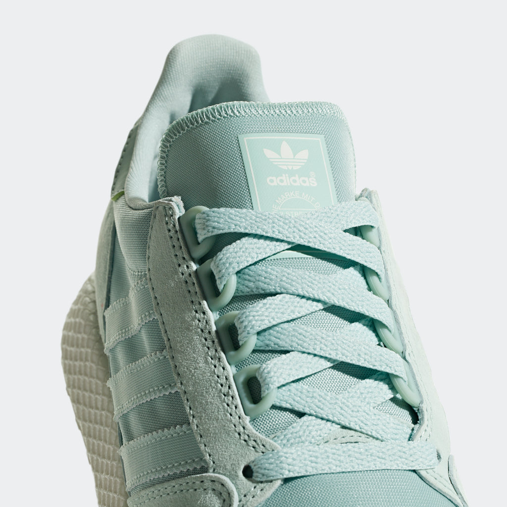 Women's adidas Originals Forest Grove Shoes Ash Green