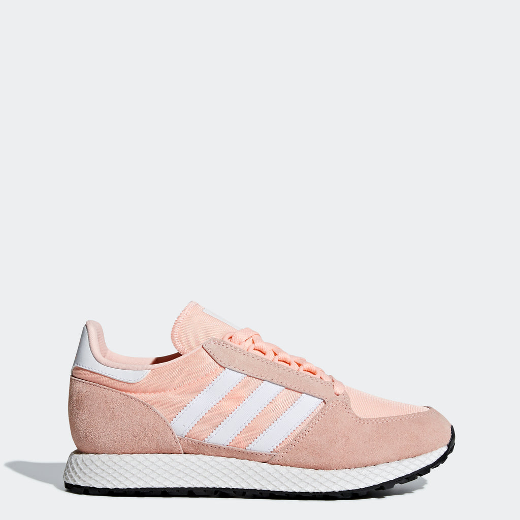 Women's adidas Originals Forest Grove Shoes Clear Orange