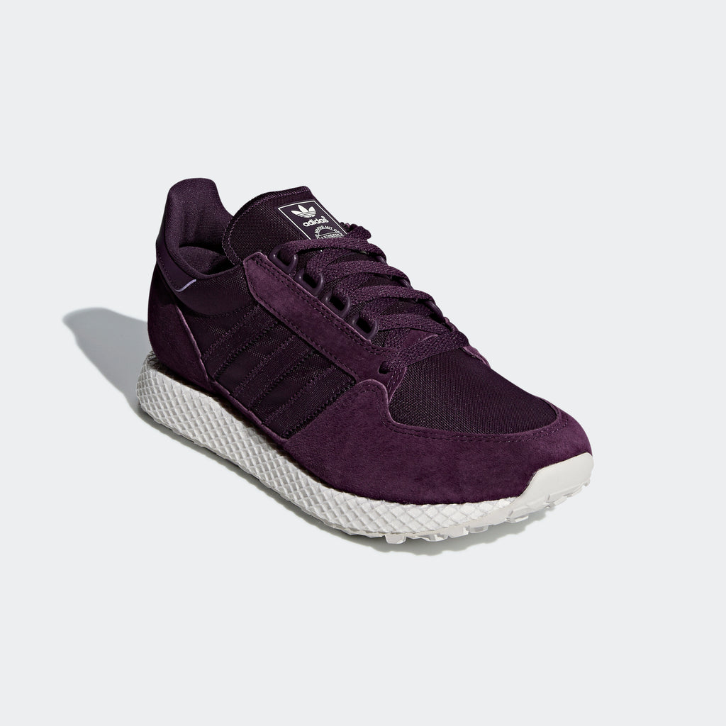 Women's adidas Originals Forest Grove Shoes Red Night