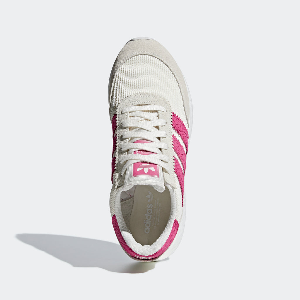 Women's adidas Originals I-5923 Shoes Off White Pink