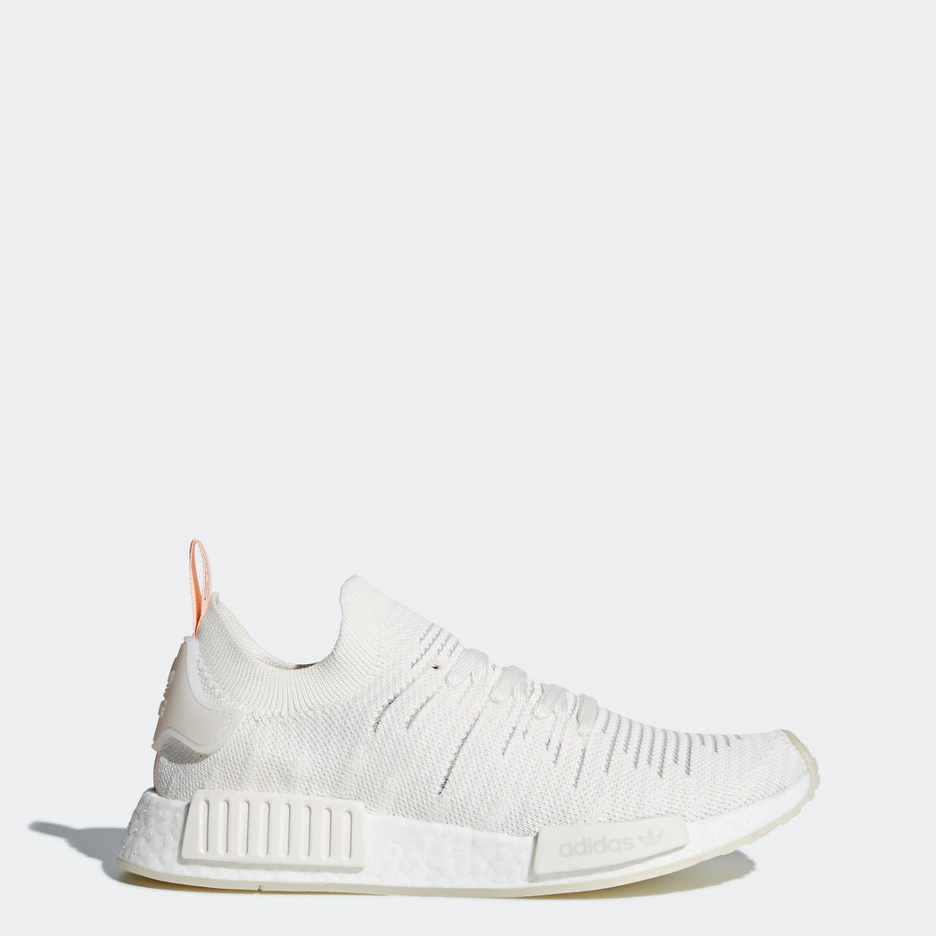 Women S Adidas Originals Nmd R1 Stlt Primeknit Shoes Cloud White