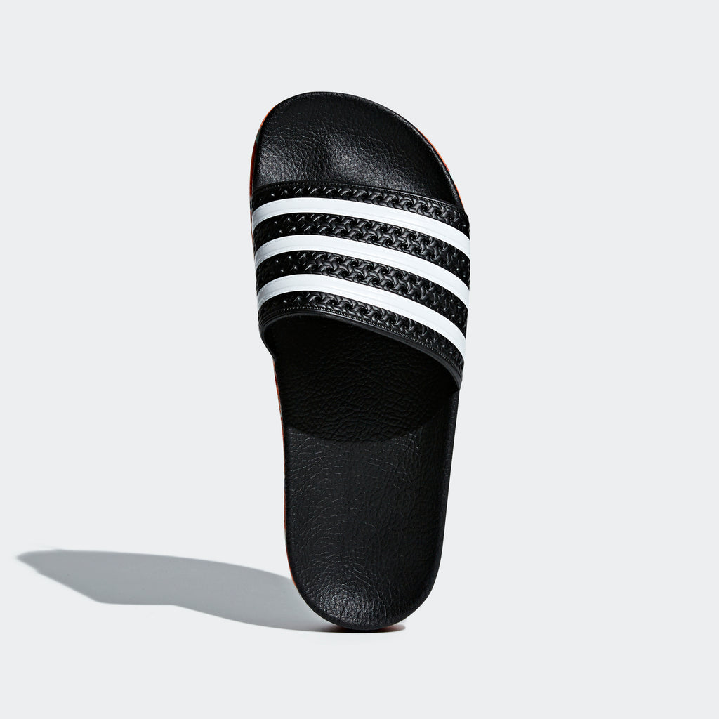 Women's adidas Originals New Bold Slides Core Black