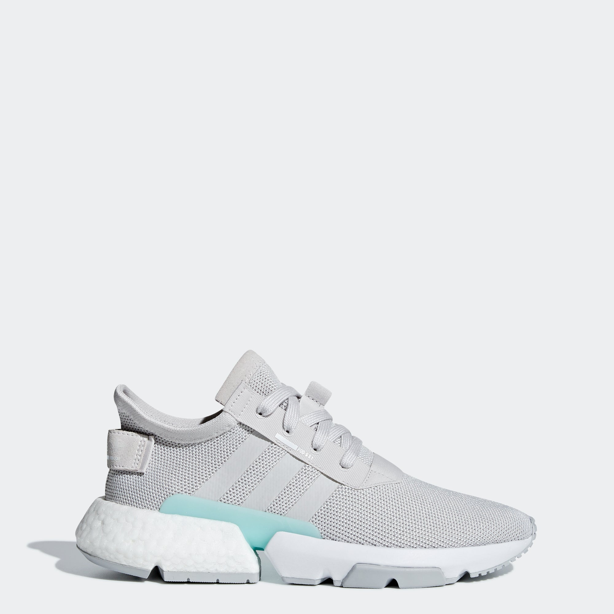 Adidas Pod S3 1 Shoes Grey B37458 Chicago City Sports