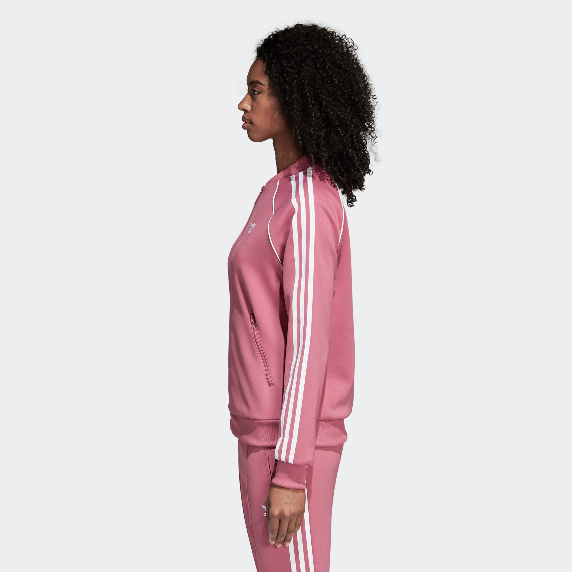 adidas SST Track Jacket Trace Maroon DH3161   Chicago City